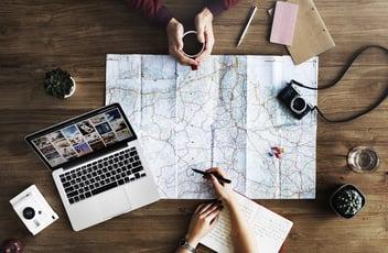 MEO対策│Googleマップで上位表示するための4つの秘策