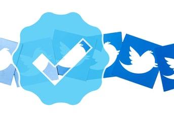 Twitter公式マークとは|どうやったら付くの?申請方法はある?