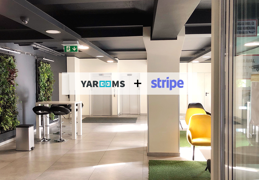 Power to Coworking spaces - Stripe payments and booking credits system
