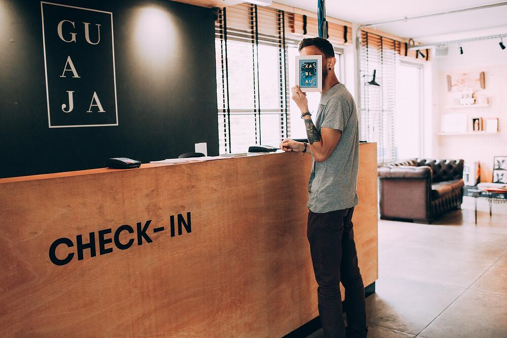 Can you automate visitor management?