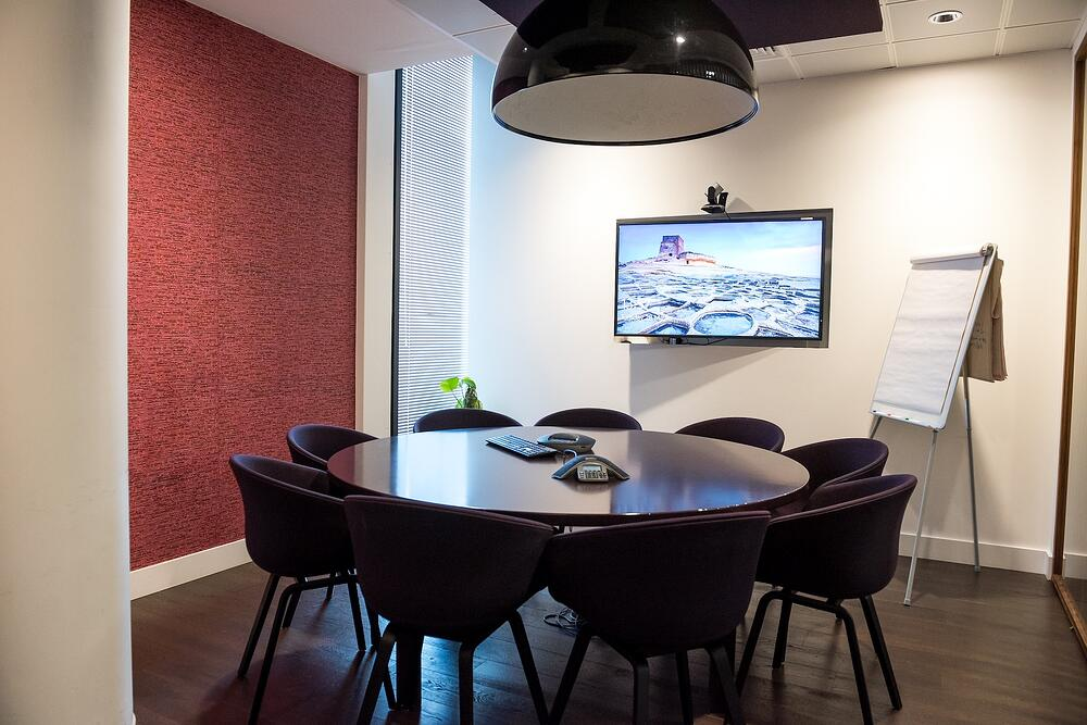 Shaping our future - conference rooms and meeting room booking