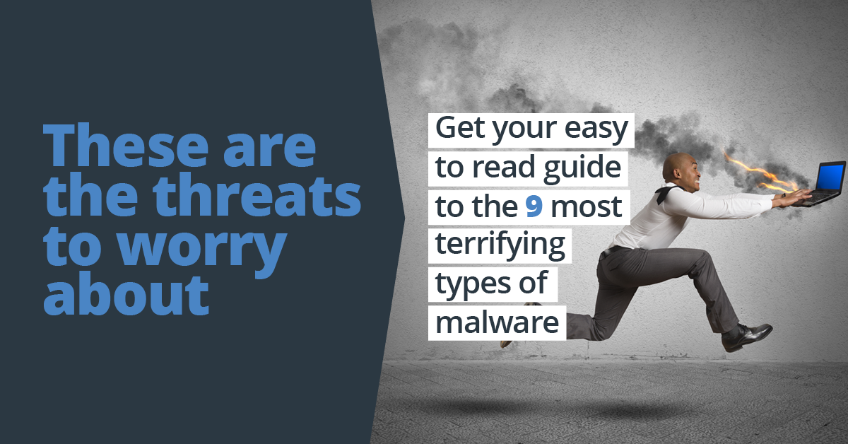 These are the cyber threats that could harm your business