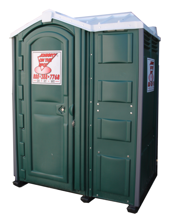 johnny on the spot, portable toilet rental, porta potty rental, rent a portable toilet, renta porta potty
