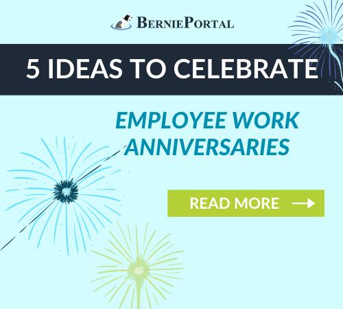 5 Ways to Celebrate Employee Work Anniversaries
