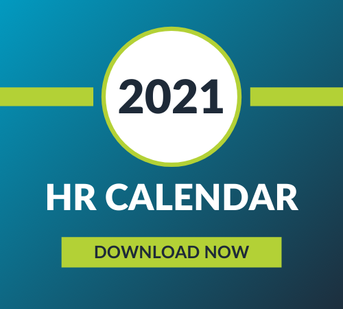 2021 HR Calendar