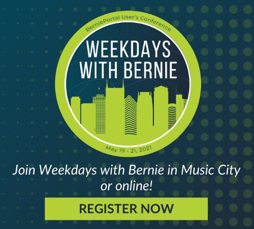 Register for Weekdays with Bernie 2021