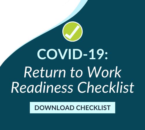 Download the Return to Work Checklist
