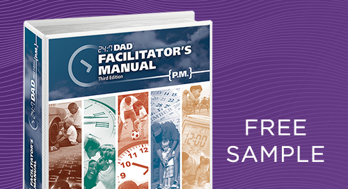 Sample: 24:7 Dad® PM 3rd Edition