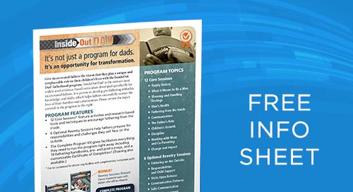 InsideOut Dad® Program Info Sheet