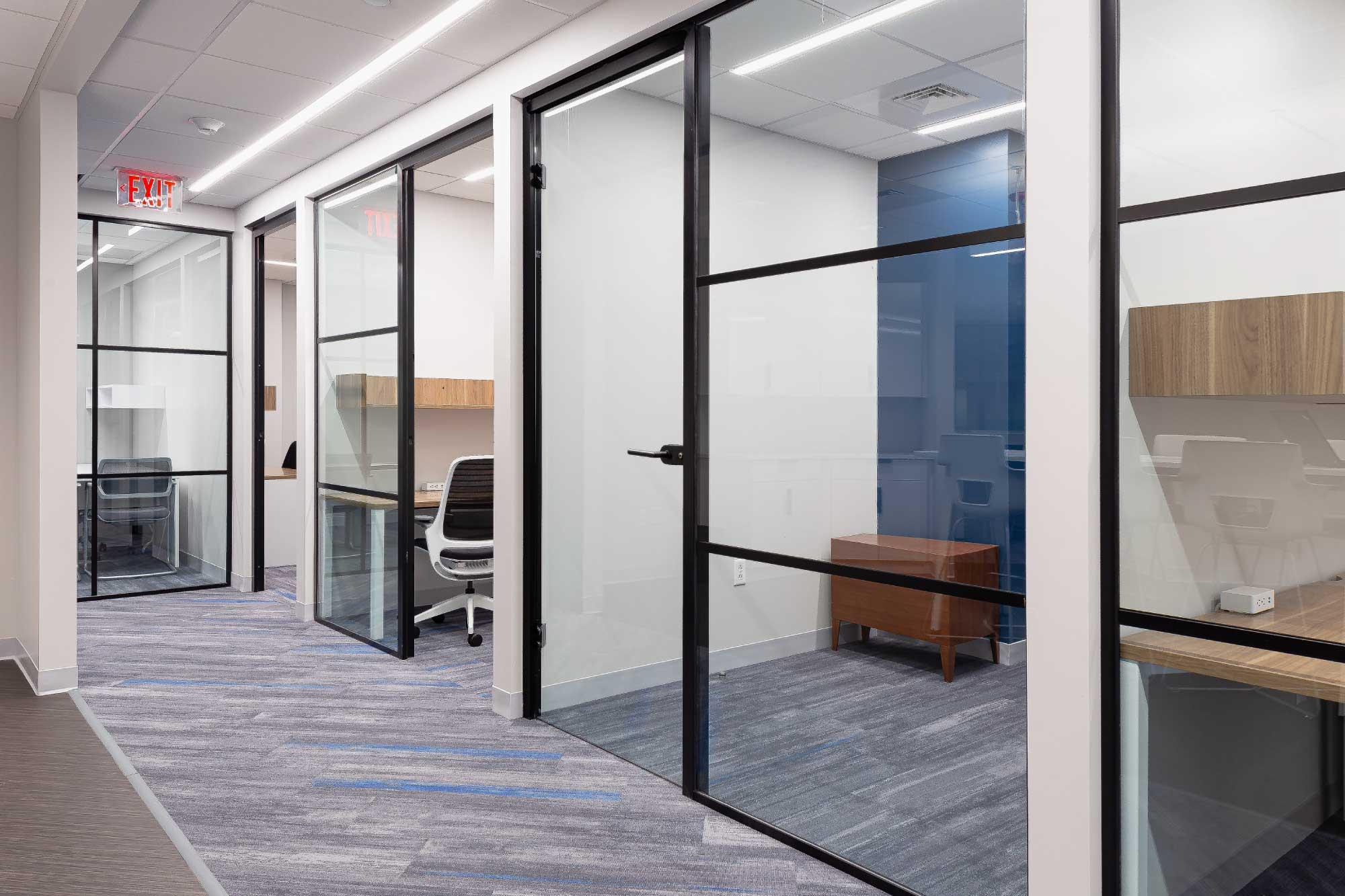 Coldwell Banker Cambridge Office Interior Design
