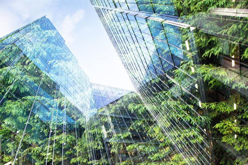 buildings are going green-min