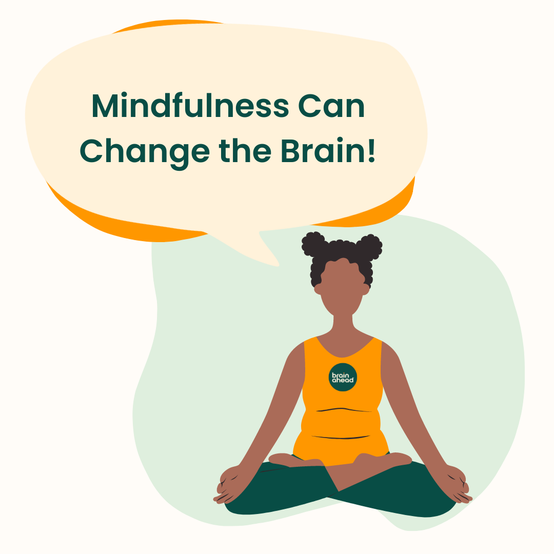 Mindfulness Can Change the Brain