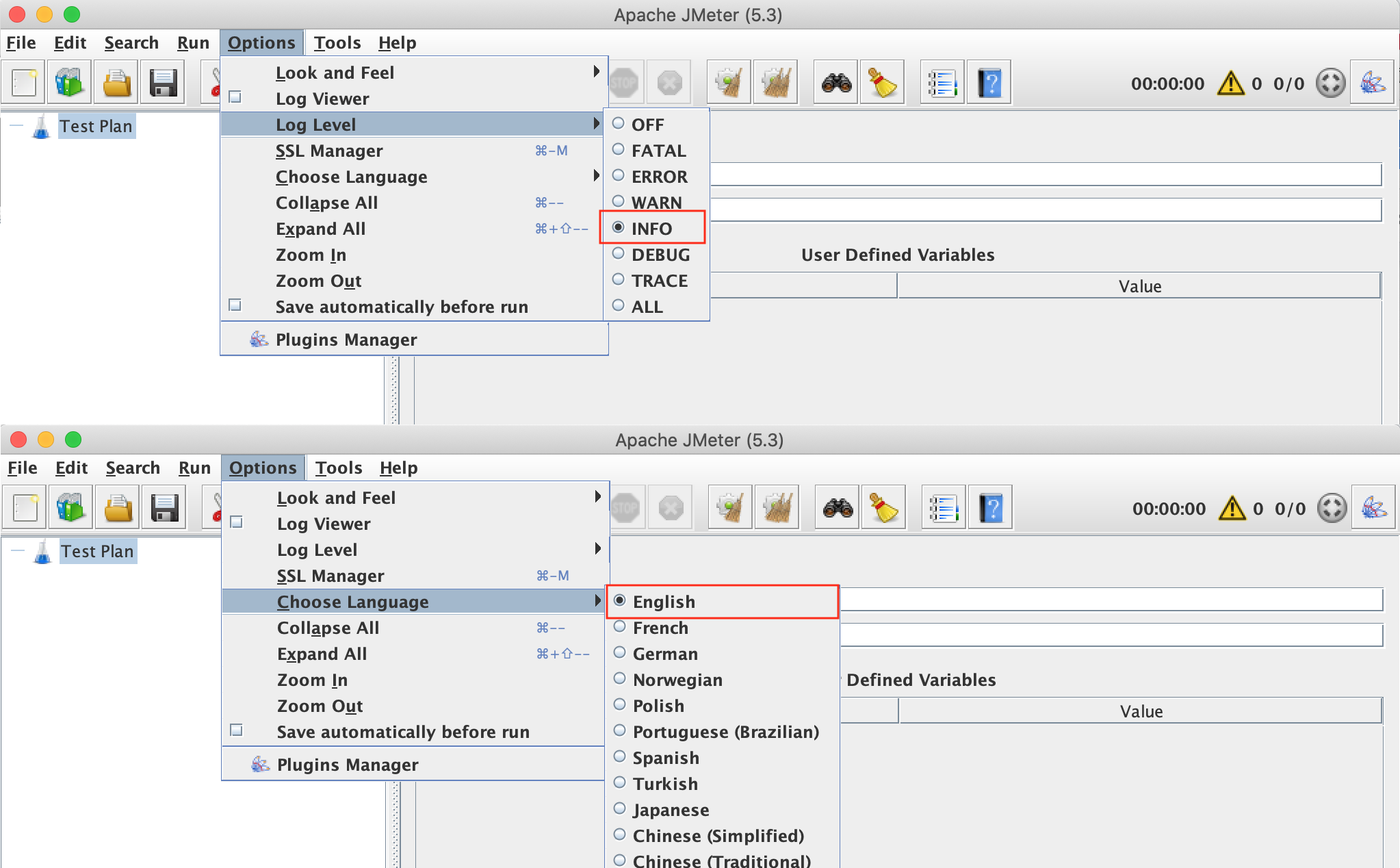 What's New in JMeter 5.3