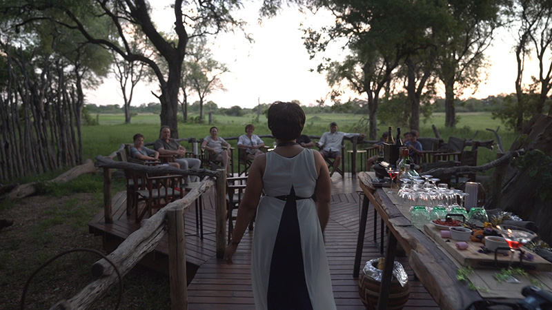 Dudu-host A Travel Bubble - Exclusive-use of Camps african bush camps safari