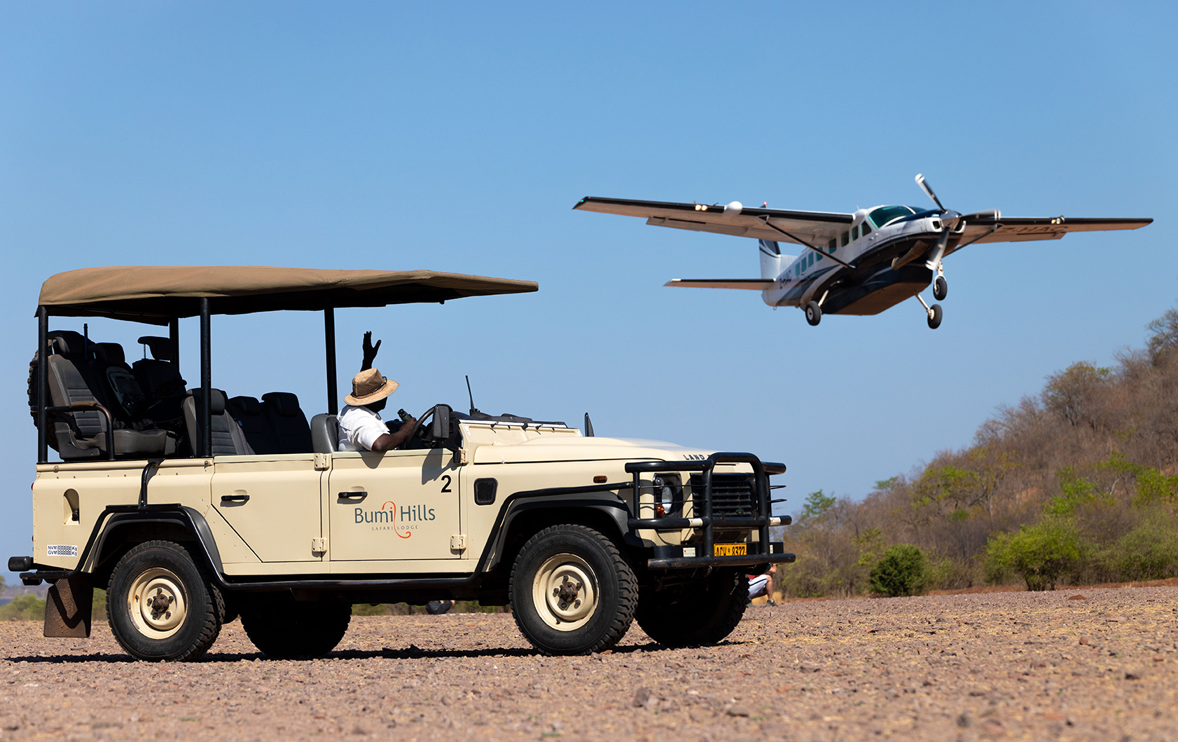 bumi-hills-safari-logistics-caravan-flight-plan-african-bush-camps