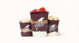 Oakberry Acai Bowls