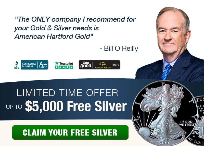 Free $5K SilverEmail Banner