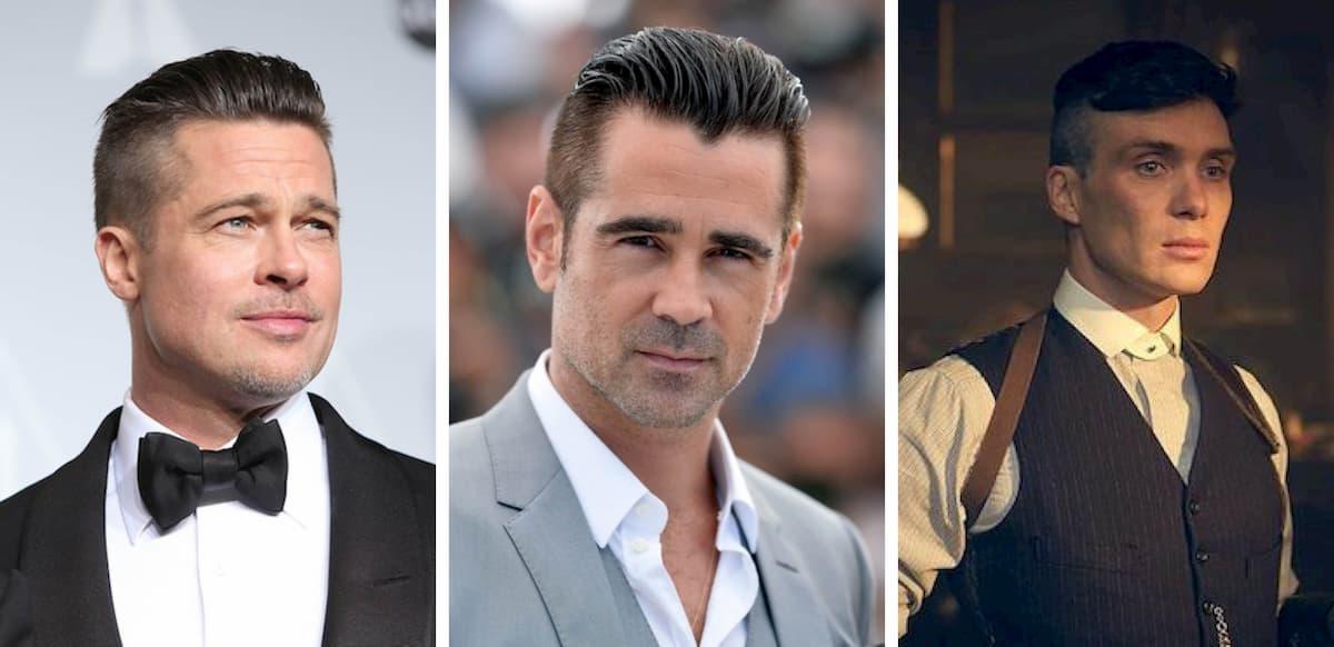 Brad Pitt, Colin Farrell, Cillian Murphy