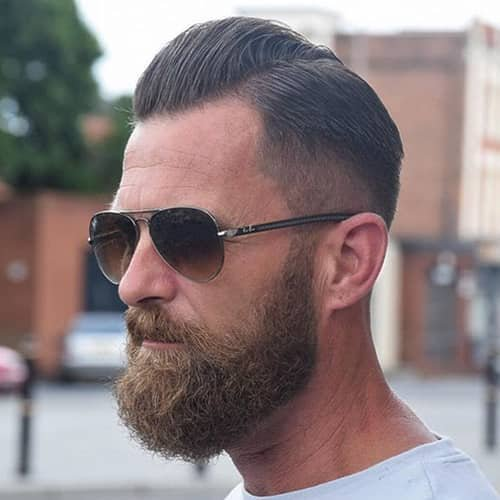 Hairstyles for Men with Thinning Hair