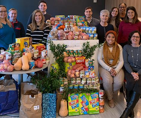 community-thanksgiving-donation
