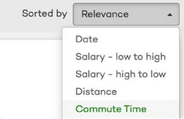 Totaljobs site search