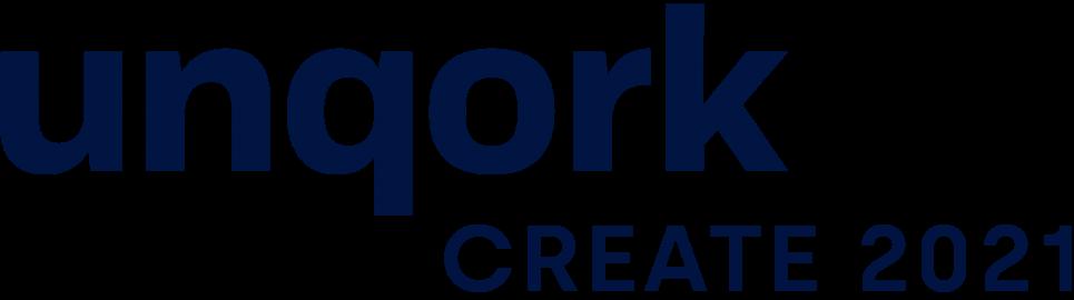 Unqork Create 2021 Logo Navy-1