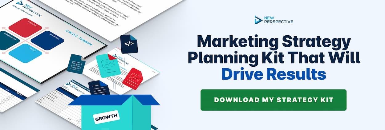 Strategic planning kit