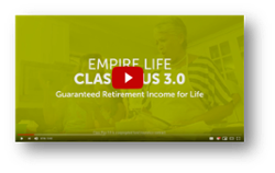 Class Plus 3.0 RRIF Video