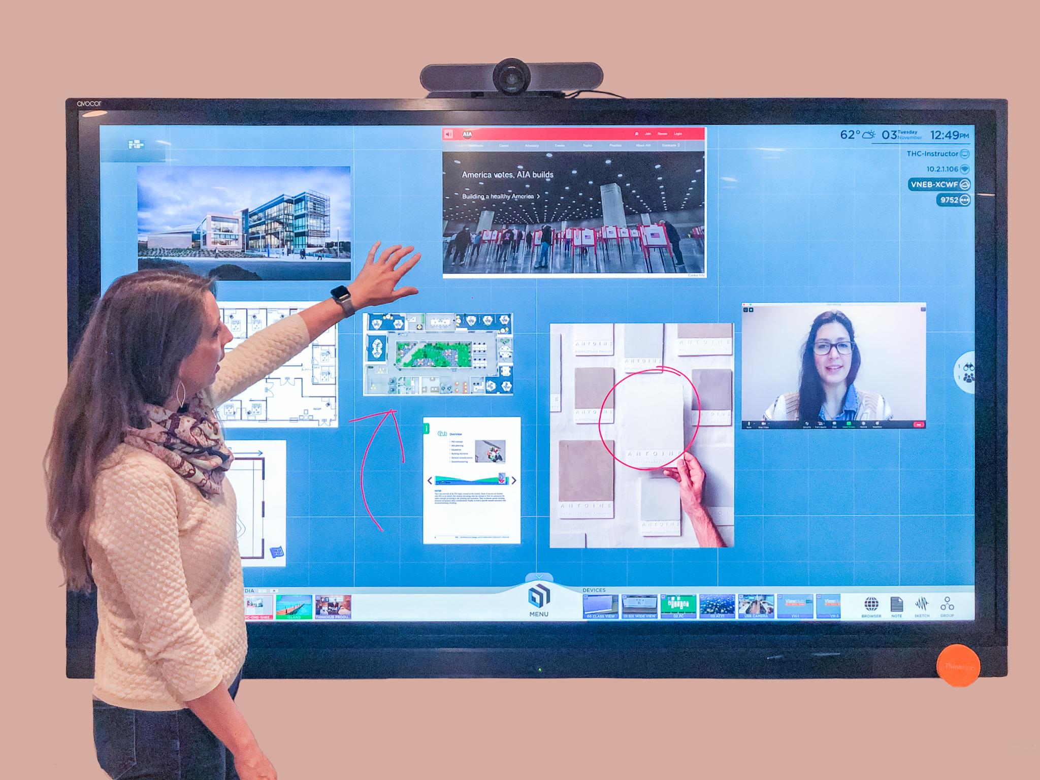 T1V-5-Ways-ThinkHub-Helps-Hybrid-Team-Collaboration