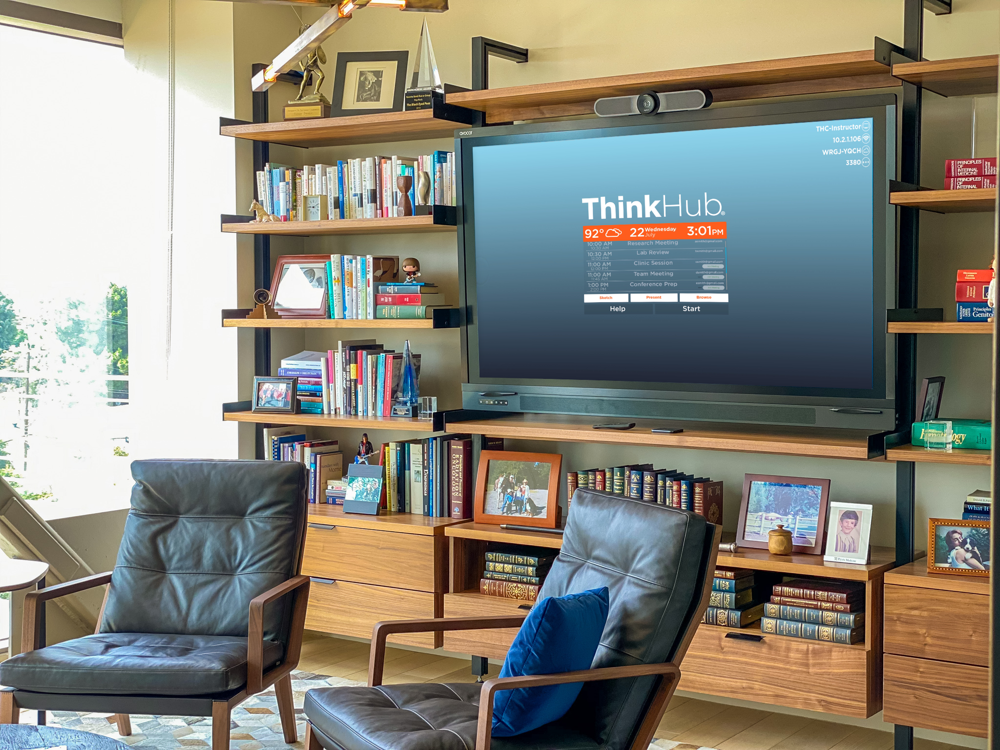 T1V-ThinkHub-USC-Ellison-Institute-Personal-Office-Meeting-Treehouse-ThinkHub-Collaboration-Interactive-Software-CA-2020