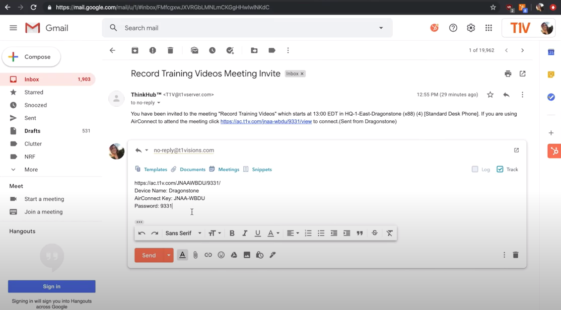 T1V_Academy_Training_How_To_Join_A_ThinkHub_Session_With_AirConnect_Email_Info