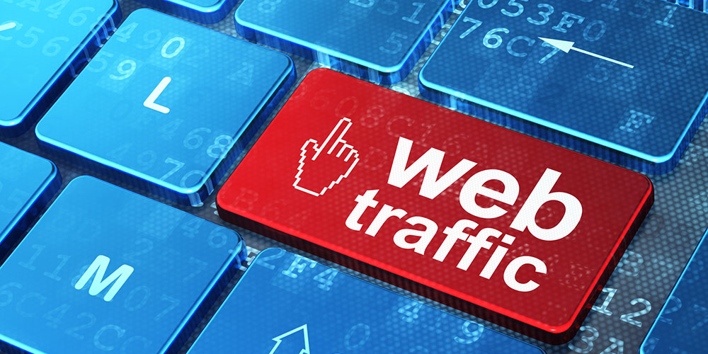 3 Ways to Build Website Traffic For Your Business