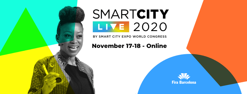 bee smart city partners with Smart City Live 2020