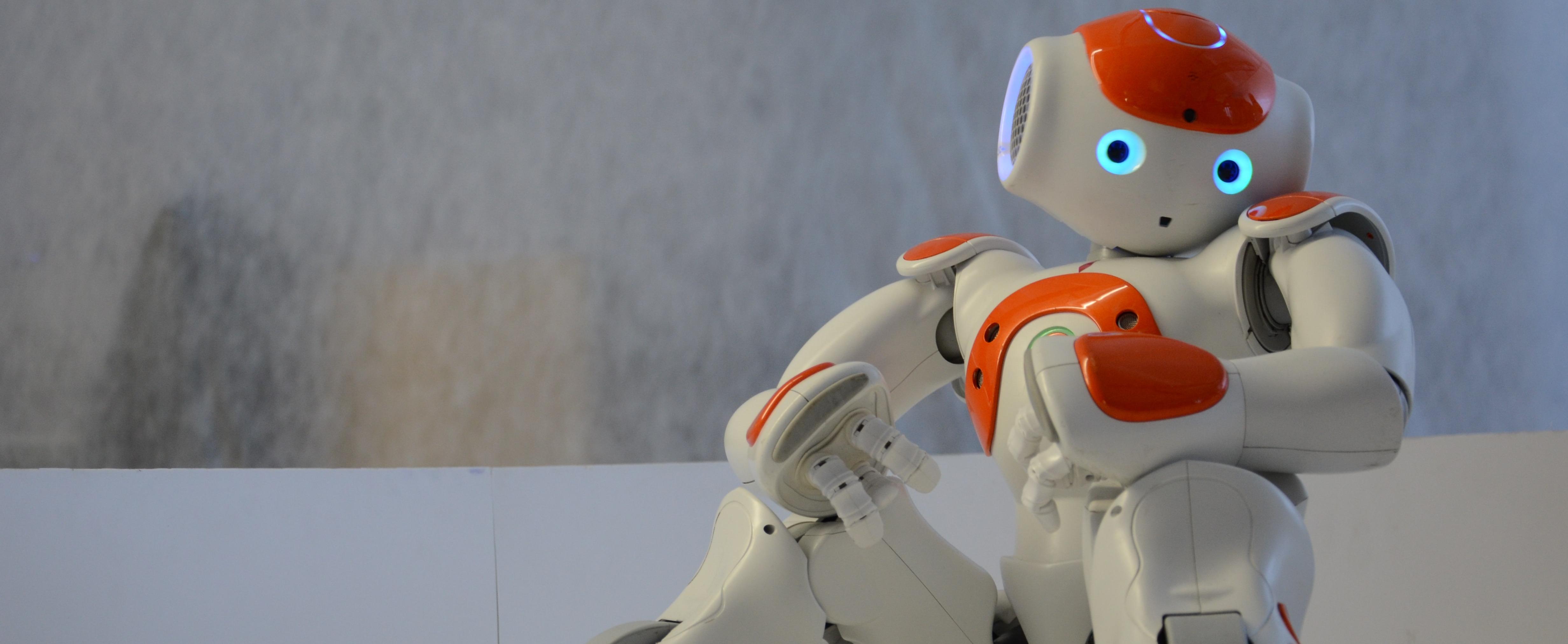 Ayanna's robot's perfect choices