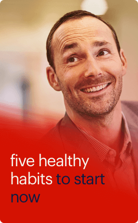 five healthy habits to start nowbutton