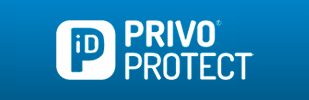 PRIVO_P_grad_logo