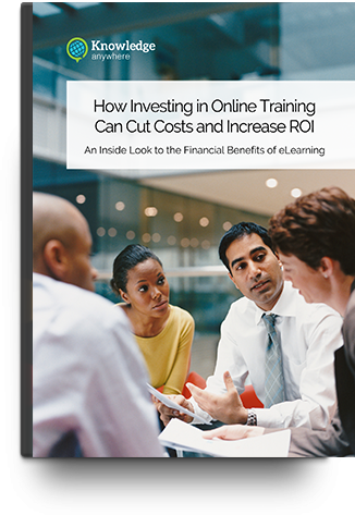 How Online Training Can Cut Costs and Increase ROI