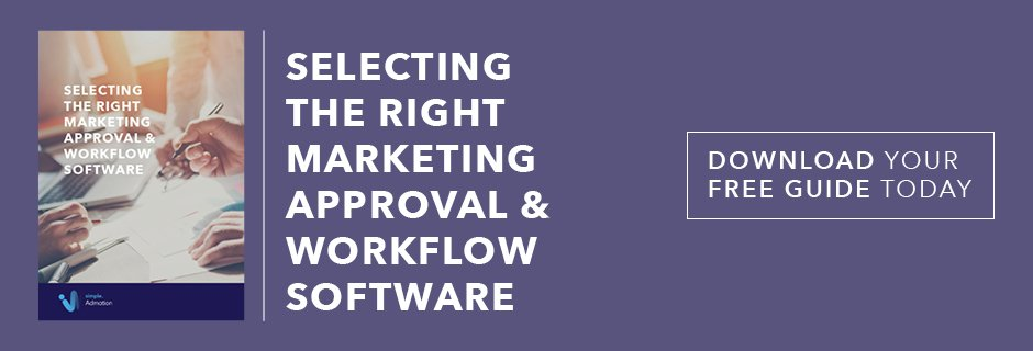 BANNER Selecting Right Marketing Approval Workflow Software