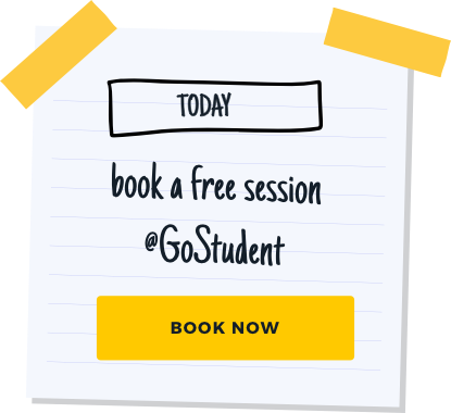 Book a Free Session @ GoStudent