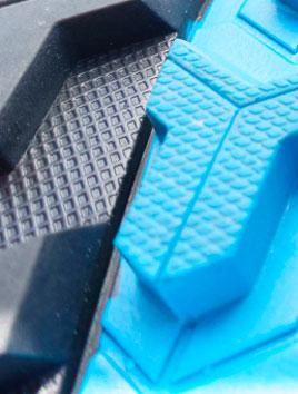 Desmoldantes para la fabricación de suelas de zapatos