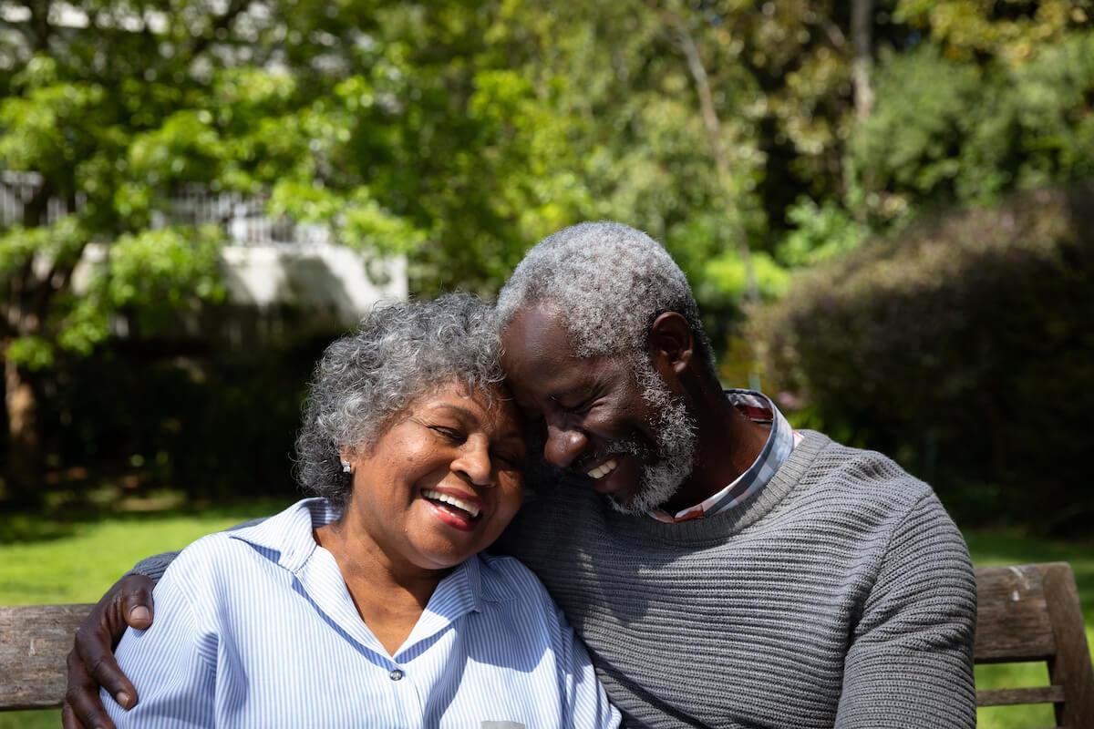 Happy Senior Couple_Dimensions of Wellness