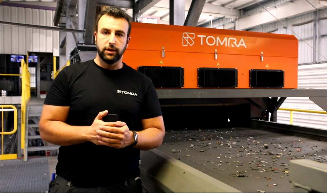 David Nogueira_Servicio técnico de TOMRA