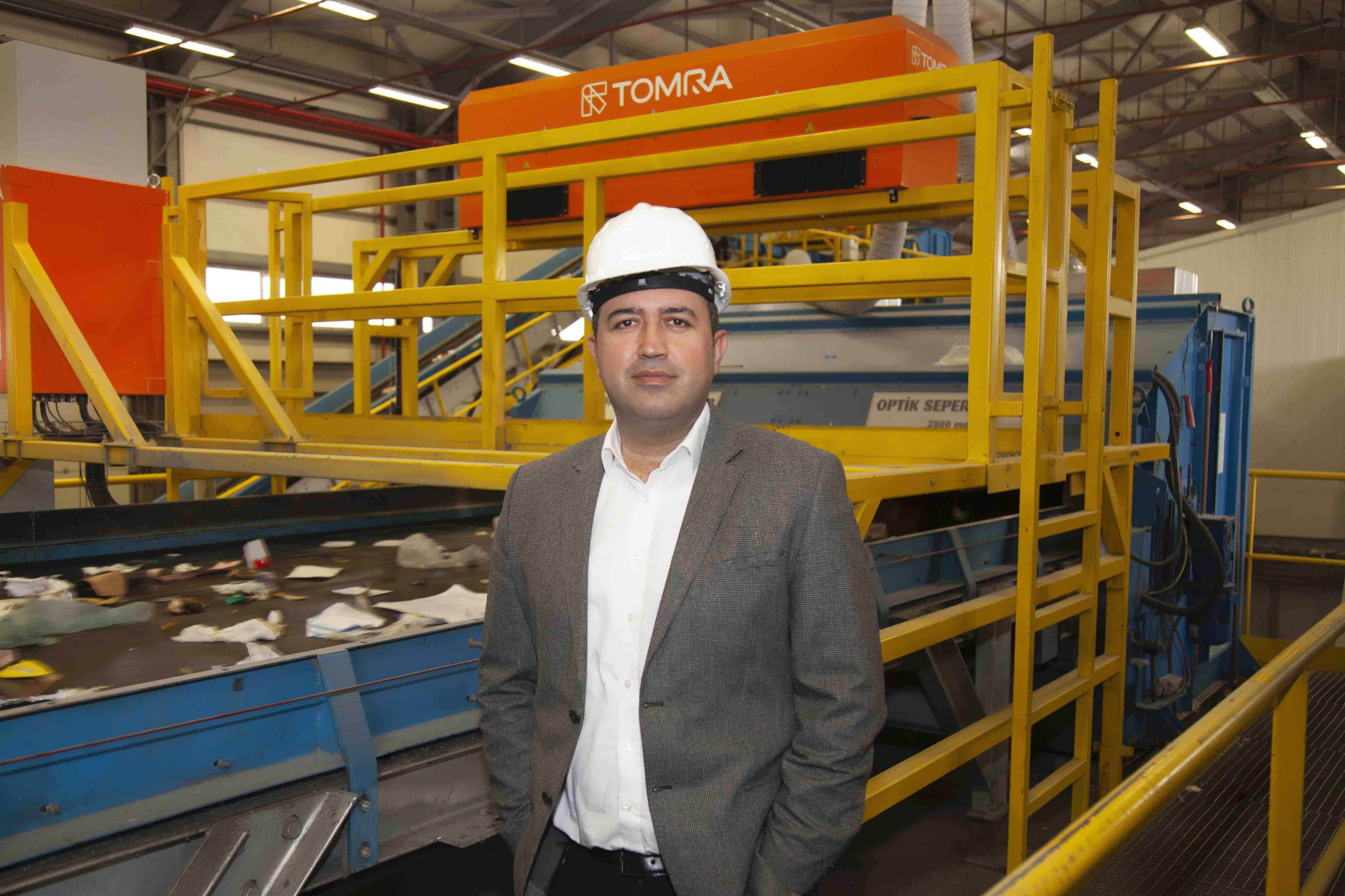 Serkan Orhan_TOMRA Recycling Sales Manager, Turkey and Middle East_Visual 1-jpg