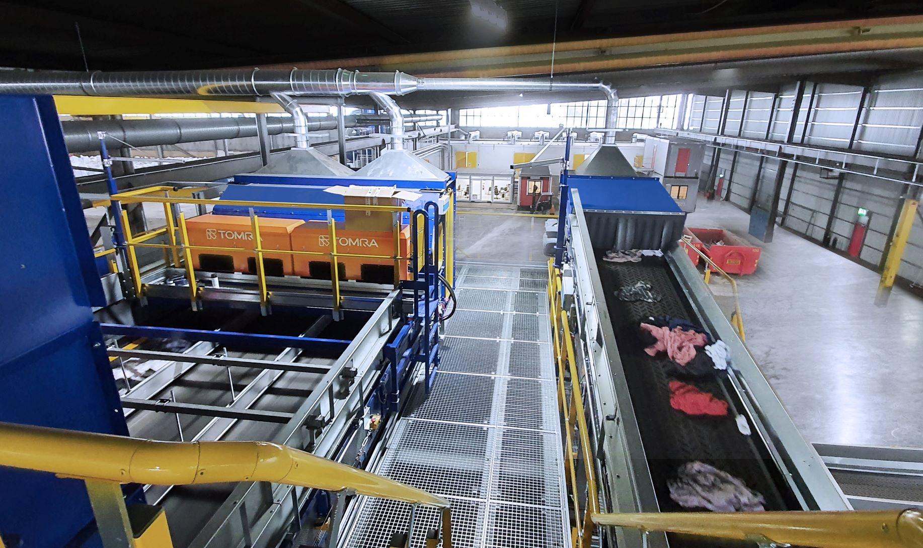 Sysav textile sorting plant_03