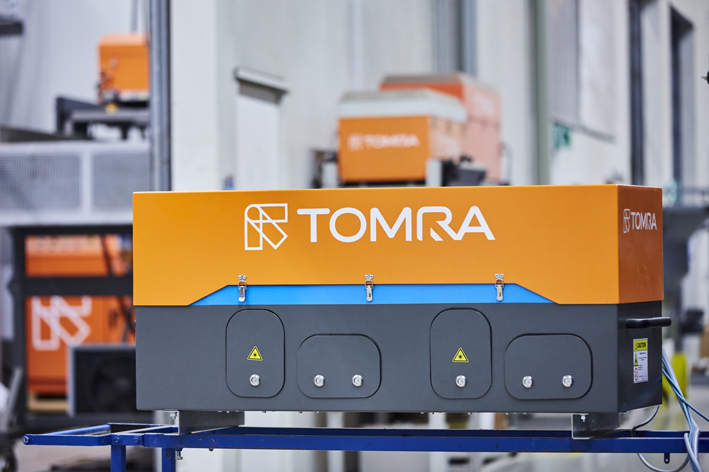 TOMRA New generation AUTOSORT