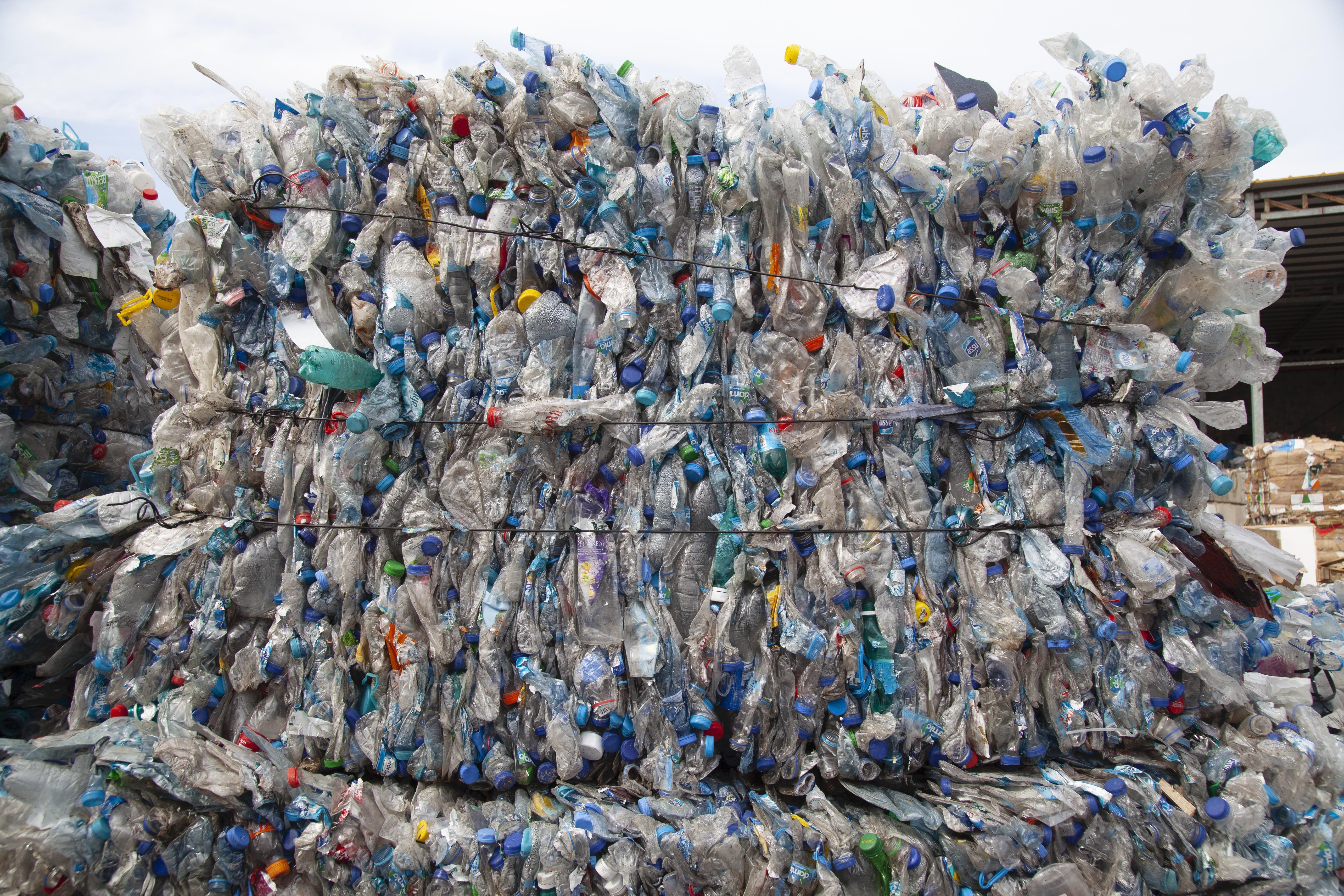 tomra sorting plastic penyapsan