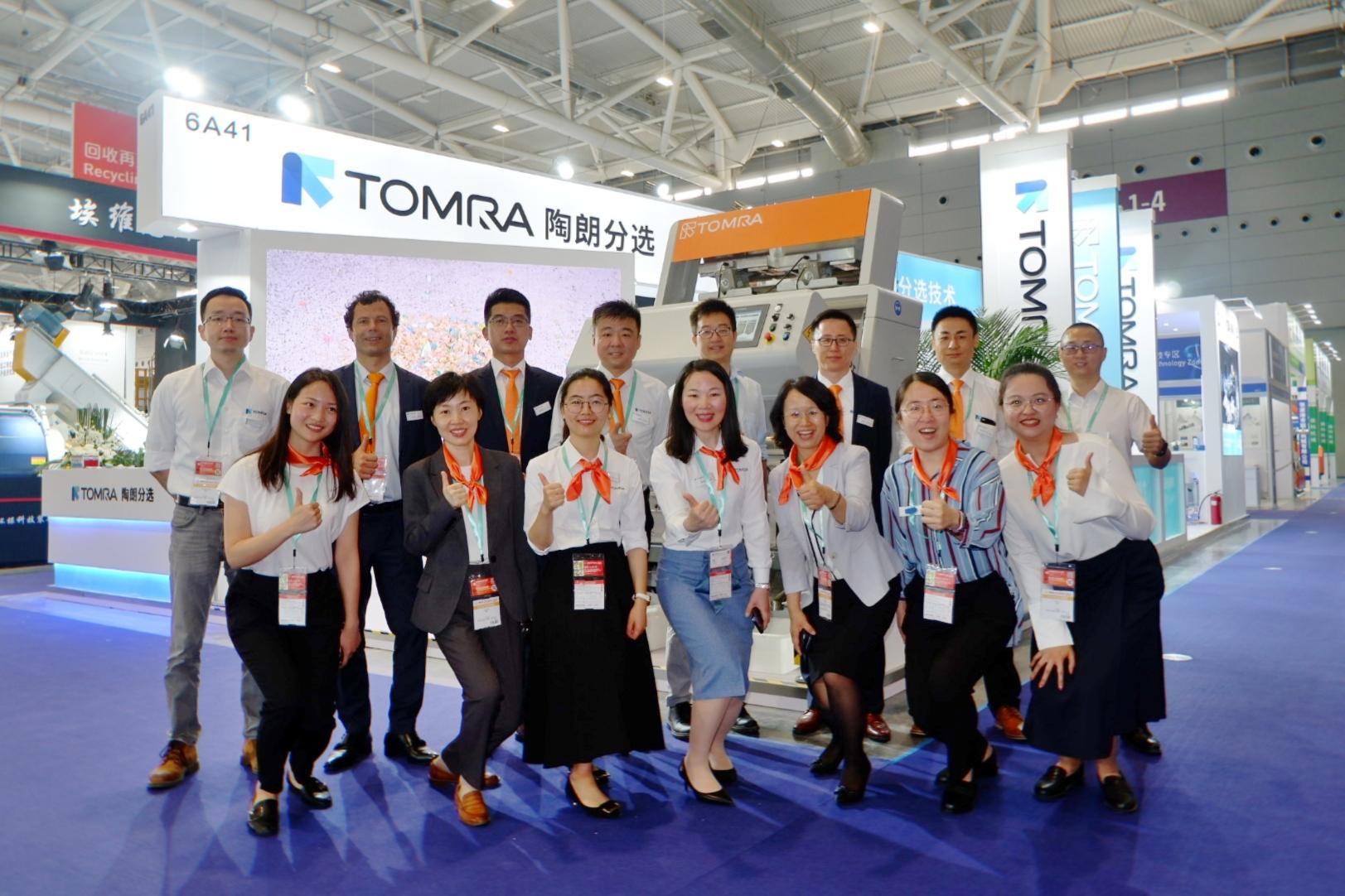 TOMRA_Team at CHINAPLAS_5