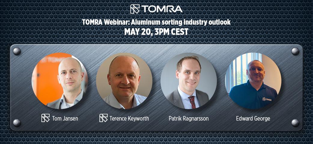 TOMRA_Webinar speakers