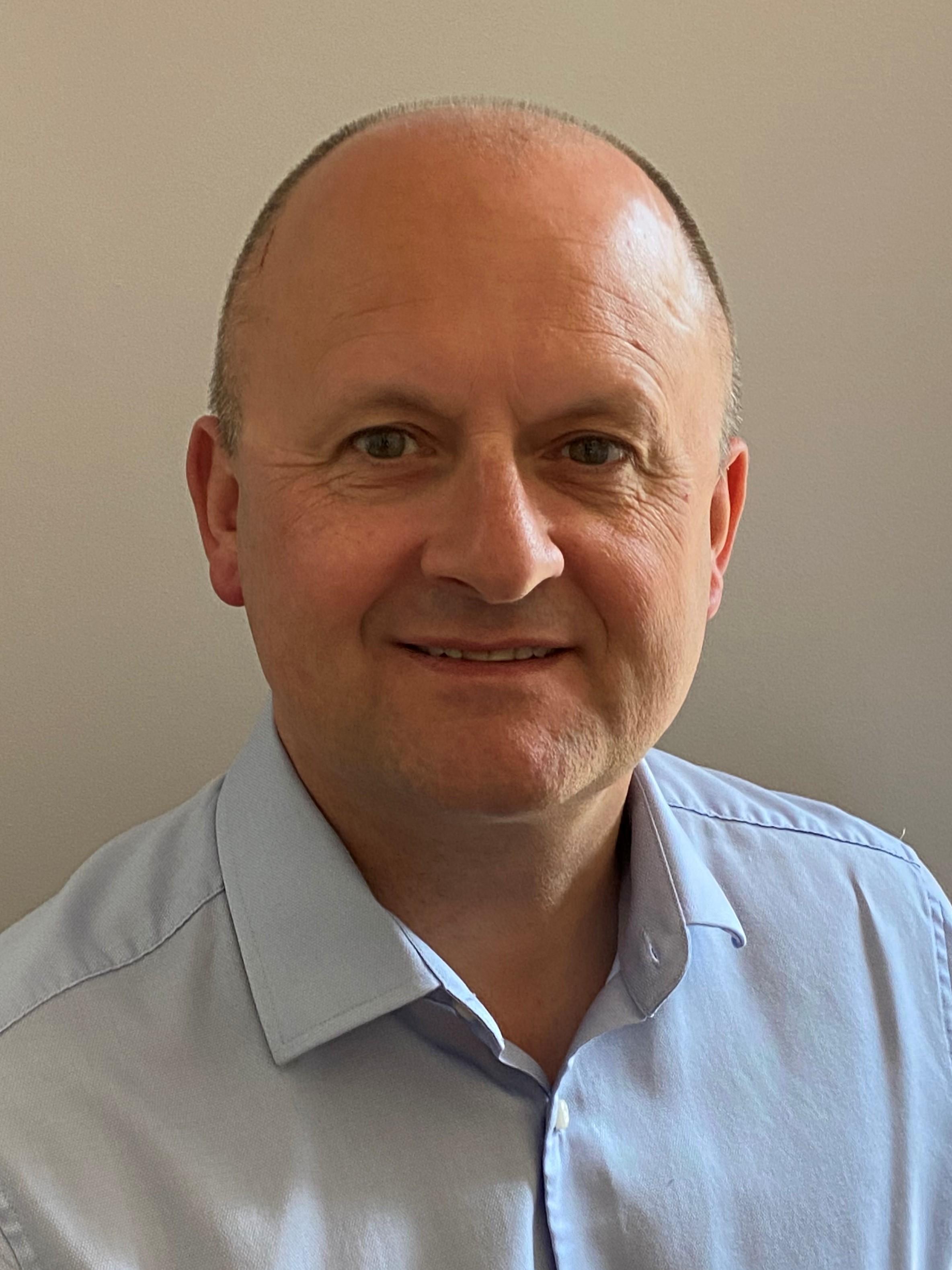 Terence Keyworth_Responsable de Segmento de reciclaje de metales de Europa del Norte y del Este