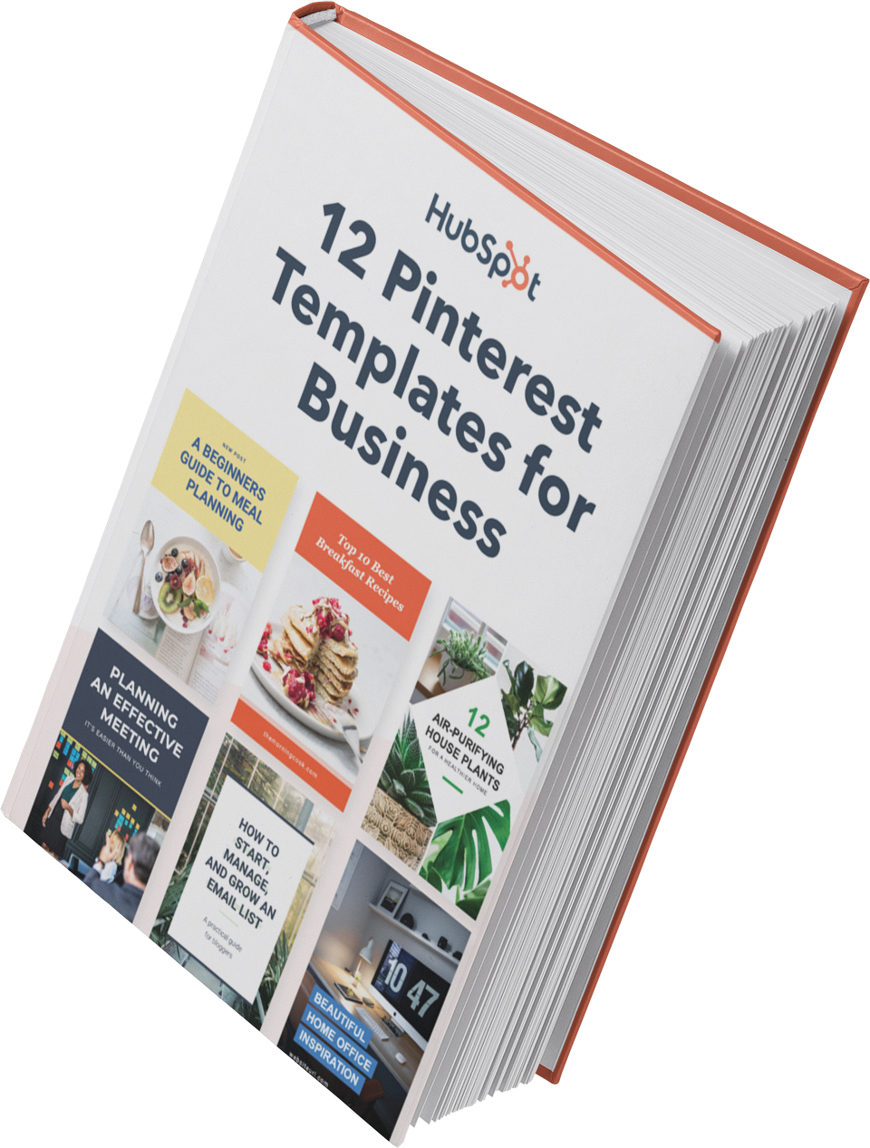 12 Pinterest Templates for Business